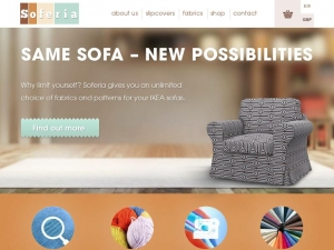 Soferia - the best solution for IKEA sofas